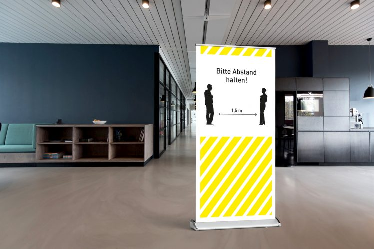 Mood Roll-Up-Display Banner